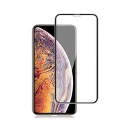 Защитное стекло для экрана Redline mObility черный для Apple iPhone XS Max 3D 1шт (УТ000017621)