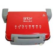 Электрогриль Sinbo SSM 2536 красный/черный