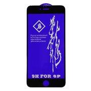 Защитное стекло RINBO для Apple iPhone 6/6S Plus черный тех.пак н/с
