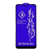 Защитное стекло RINBO для Samsung A01/A015F чёрный тех.пак н/с