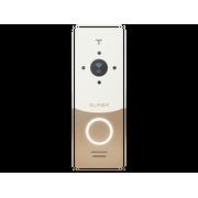 Вызывная панель SLINEX ML-20HR  Gold/White
