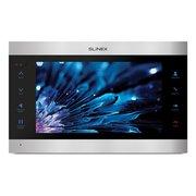 "Монитор SLINEX IP Doorphone SL-10IPT LCD 10"" Silver/Black"