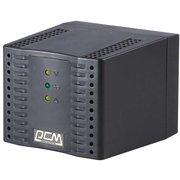 Стабилизатор напряжения Powercom TCA-3000 Black 1500Вт 3000ВА черный