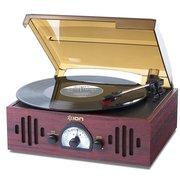 Проигрыватель винила ION Audio TRIO LP черный