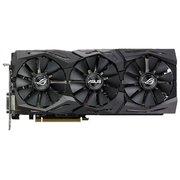 Видеокарта Asus ROG-Strix-RX580-O8G-Gaming Radeon RX 580 8192Mb 256bit GDDR5 1360/8000 DVIx1/HDMIx2/DPx2/HDCP Ret