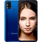Смартфон Samsung SM-M315F Galaxy M31 128Gb Blue (SM-M315FZBVSER)