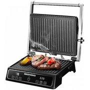 Электрогриль Redmond SteakMaster RGM-M809 черный/серебристый