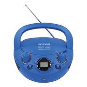 Аудиомагнитола Hyundai H-PCD220 синий