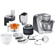Кухонный комбайн Bosch MUM59343 белый/серебристый