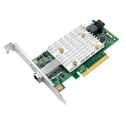 Контроллер Adaptec SmartHBA 2100-4i4e (2292200-R) PCI Express 3.0 x8, SAS-3 12 Гб/с, 1хSFF8644 external, 1хSFF8643 internal