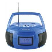 Аудиомагнитола Hyundai H-PAS160 синий