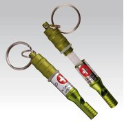 Брелок Munkees Emergency Whistle (3385) д.75мм ш.10мм (доп.ф.:свисток)