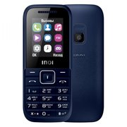 Мобильный телефон INOI 105 2019 Dark Blue