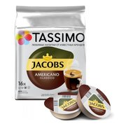 Кофе капсульный Tassimo JACOBS Americano 16капс. (4251497) Tassimo