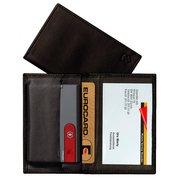 Чехол Victorinox SwissCard (4.0873.L) иск.кожа черный