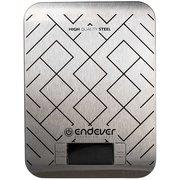 Весы кухонные Endever Chief-537 стальной с рисунком