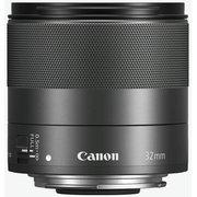 Объектив Canon EF-M STM (2439C005) 32мм f/1.4 черный