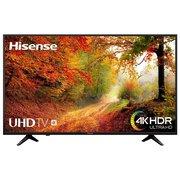 Телевизор Hisense H43A6140 черный