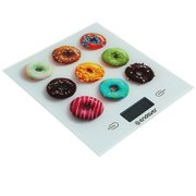 Весы кухонные Endever Skyline KS-521 Пончики