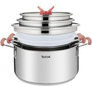 Набор посуды Tefal Opti Space 2100115982 13 предметов