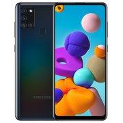 Смартфон Samsung Galaxy A21s 64Gb Black (SM-A217FZKOSER)