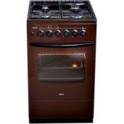 Плита Лысьва ГП 400 МС-2у коричневый (стеклянная крышка)