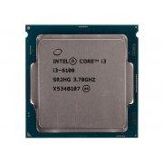 Процессор CPU s1151 Intel Core i3-6100 Tray (CM8066201927202)