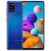 Смартфон Samsung Galaxy A21s 32Gb Blue (SM-A217FZBNSER)