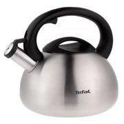 Чайник металлический Tefal C7921024 2.5л серебристый