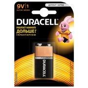 Эл. питания Duracell Basic 6LR61-1BL/6LF22-1BL 9V (1шт) (6LP3146 / MN1604)