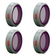 Набор фильтров для квадрокоптера Pgytech ND/PL ND8/PL ND16/PL ND32/PL ND64/PL P-HA-043 для DJI Mavic 2 Zoom