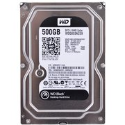 "HDD Western Digital WD Black (WD5003AZEX) 3.5"" 500GB 7200rpm Sata3 64MB"