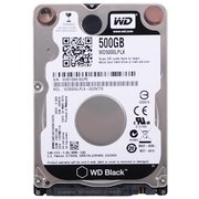 "HDD Western Digital WD Black (WD5000LPLX) 2.5"" 500GB 7200rpm Sata3 32MB"