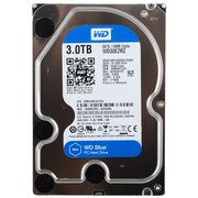 "HDD Western Digital WD Blue (WD30EZRZ) 3.5"" 3.0TB IntelliPower Sata3 64MB"