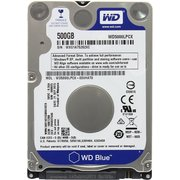 "HDD Western Digital WD Blue (WD5000LPCX) 2,5"" 500GB 5400rpm Sata3 16MB"