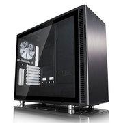 Корпус Fractal Design FD-CA-DEF-R6-BK-TG Define R6 TG черный без БП ATX 2xUSB2.0 2xUSB3.0 audio front door bott PSU