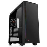 Корпус Thermaltake Versa C23 TG RGB черный (CA-1H7-00M1WN-00) без БП ATX 4x120mm 2xUSB2.0 2xUSB3.0 audio bott PSU