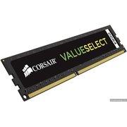 ОЗУ Corsair Value CMV16GX4M1A2400C16 16GB DDR4-2400 PC4-19200, CL16 (16-16-16-39), 1.2V, retail