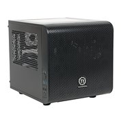 Корпус Thermaltake Core V1 черный (CA-1B8-00S) без БП miniITX 1x200mm 2xUSB3.0 audio bott PSU