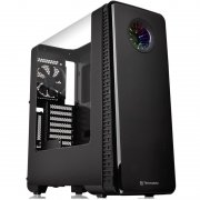 Корпус Thermaltake View 28 RGB черный (CA-1H2-00M1WN-00) без БП ATX 4x120mm 1xUSB2.0 2xUSB3.0 audio bott PSU