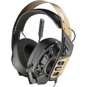 Наушники с микрофоном Plantronics RIG 500 PRO черный/золотистый (211223-05)