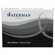 Картридж Waterman (S0110850) черный чернила для ручек перьевых (8шт)