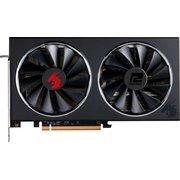 Видеокарта PowerColor AMD Radeon RX 5700 XT Red Dragon (AXRX 5700XT 8GBD6‐3DHR/OC)
