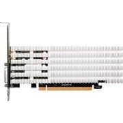 Видеокарта Gigabyte GV-N1030SL-2GL GeForce GT 1030 2048Mb 64bit GDDR5 1227/6008/HDMIx1/HDCP Bulk low profile
