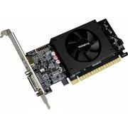 Видеокарта GIGABYTE GeForce GT710 LP (GV-N710D5-2GL) 2GB 64bit GDDR5 (954/5010) DL-DVI-I/HDMI, low profile bracket