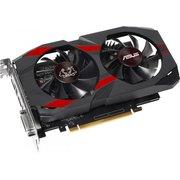 Видеокарта Asus Cerberus-GTX1050TI-O4G GeForce GTX 1050TI 4096Mb 128bit GDDR5 1366/7008 DVIx1/HDMIx1/DPx1/HDCP Ret