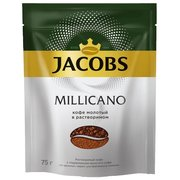 Кофе растворимый Jacobs Monarch Millicano 75г (8051171)