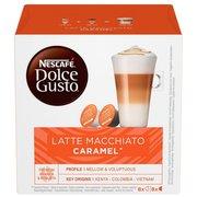 Кофе капсульный Dolce Gusto Latte Macchiato Caramel упаковка:8капс. 168.8г (12136960) Dolce Gusto
