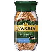 Кофе растворимый Jacobs Monarch Decaff 95г (8051128)