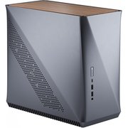 Корпус Fractal Design ERA ITX серый (FD-CA-ERA-ITX-GY) без БП miniITX 2x140mm 2xUSB3.0 1xUSB3.1 audio bott PSU